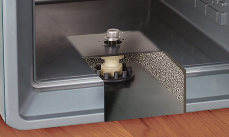 How To Bolt Down A Safe To A Wood Floor