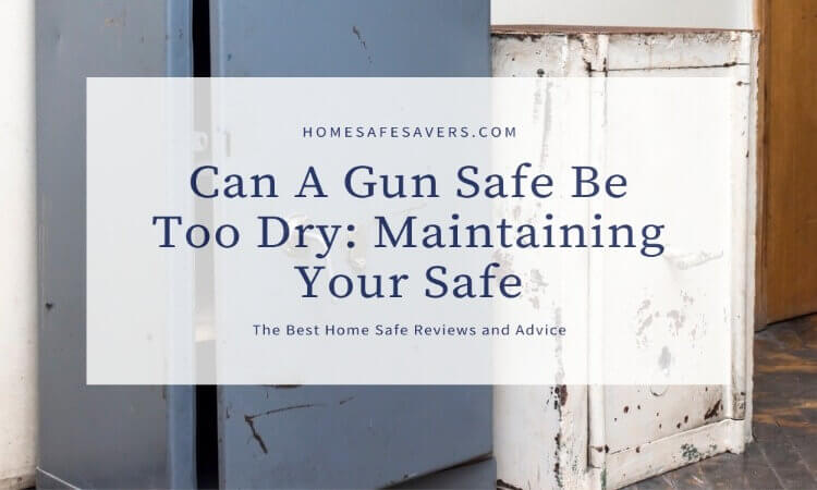 Can A Gun Safe Be Too Dry: Maintaining Your Safe