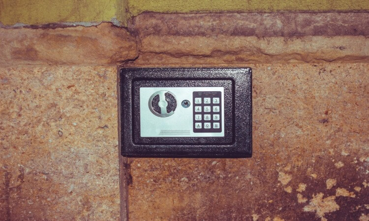 Fireproof Wall Safes For Your Valuables