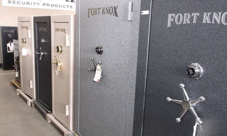 Fort Knox Gun Safe A Guide To The Best GunSafe Brands In The Market