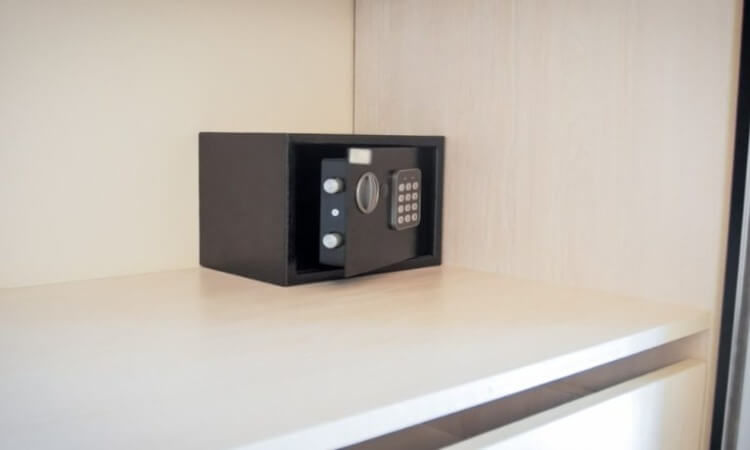 Where Should A Gun Safe Be Placed?